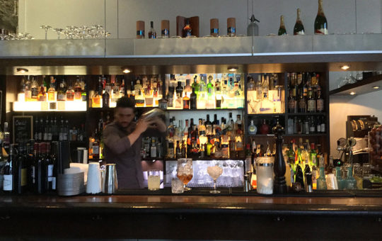 Barman de l'Apothicaire