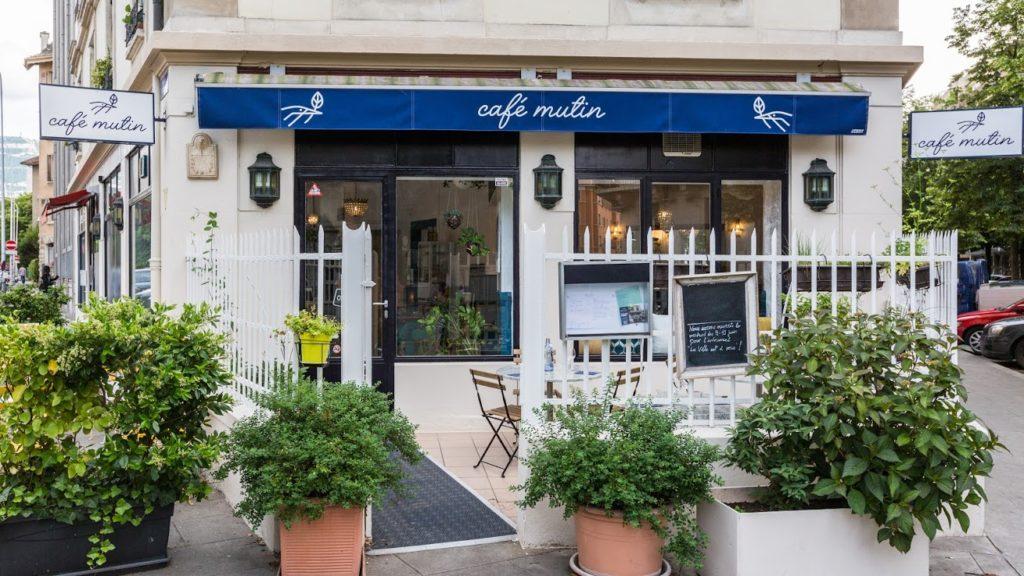 Façade du restaurant Café Mutin