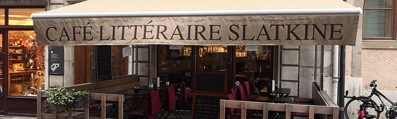 Café Slatkine Genève