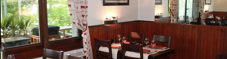 Salle du restaurant Chateau d'If
