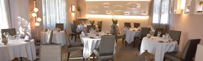 Salle du restaurant Le Cigalon