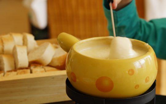 Caquelon de fondue