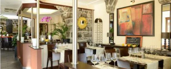 Salle du restaurant Le 15