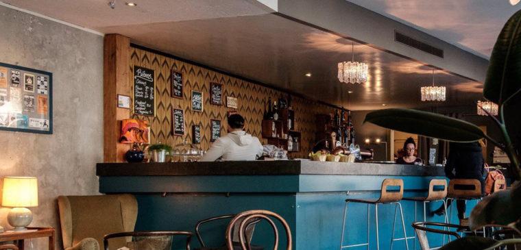 Salle du restaurant Les Volontaires