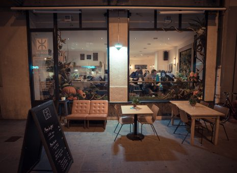 restaurant Mu Food Genève