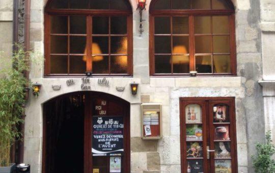 Bar LE Roi Ubu Genève