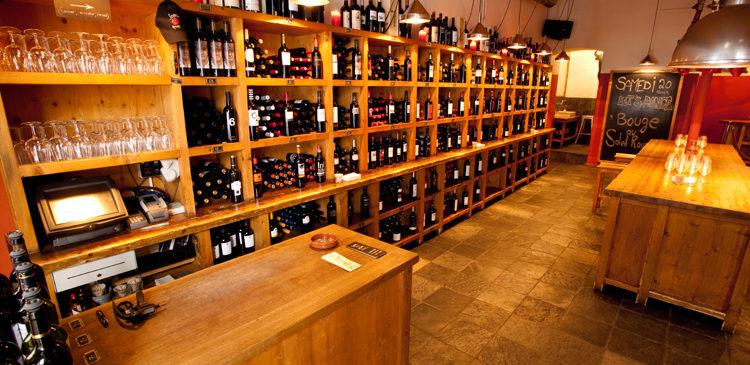 bar à vins tapas soleil rouge genève