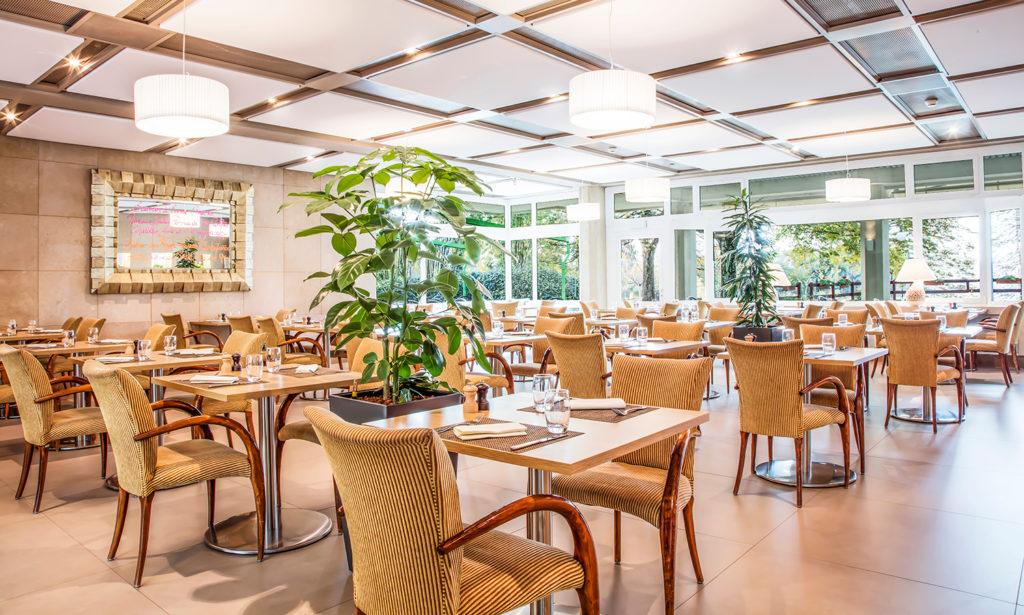 Restaurant Colladon Parc genève