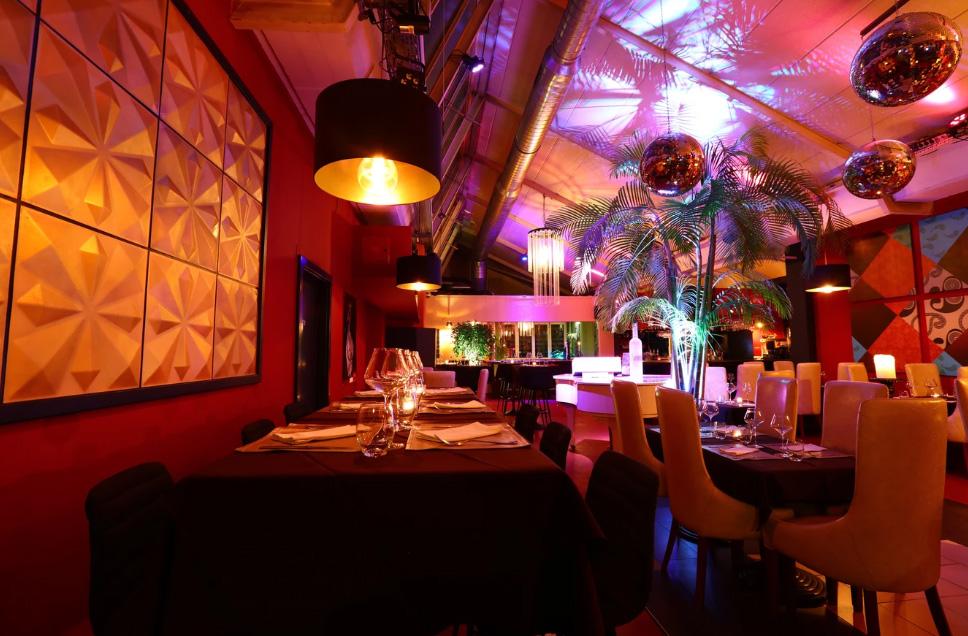 Restaurant Atelier Lounge genève