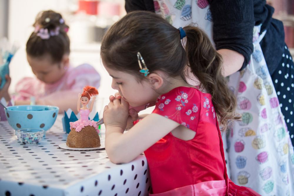 Atelier enfants biscuits