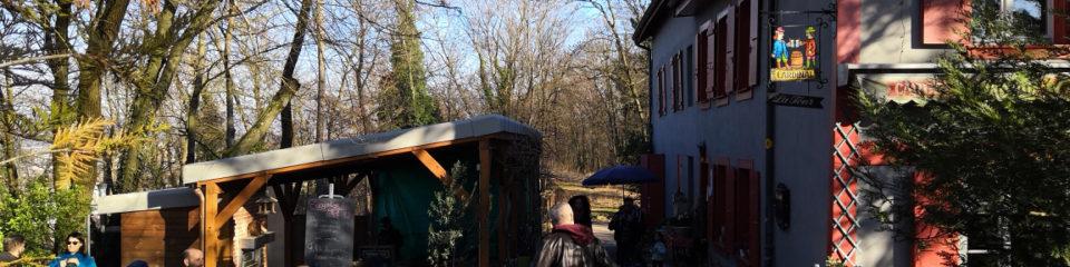 café de la tour bois de la bâtie