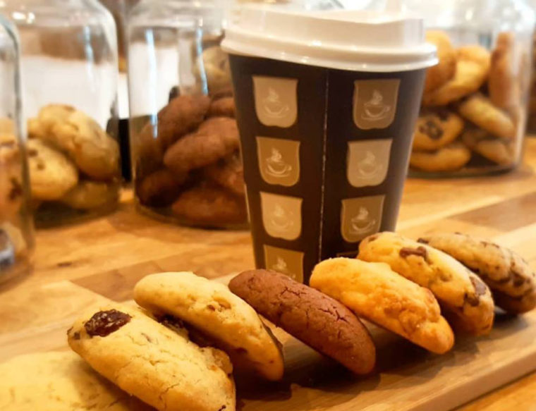 café et cookies à genève