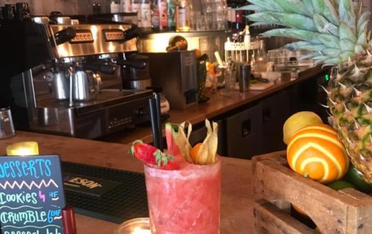 bar Etabli Genève
