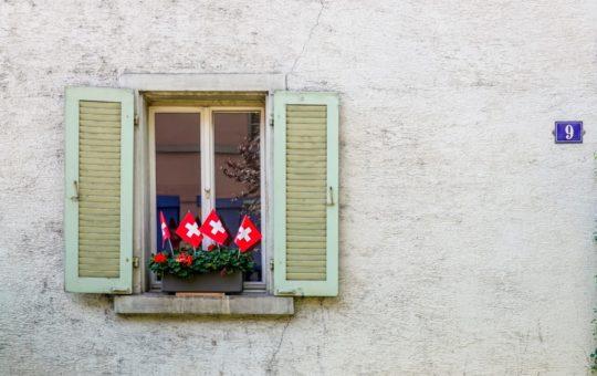 Fenêtre à Genève