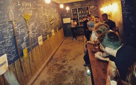 bar à pétanque le marcel genève