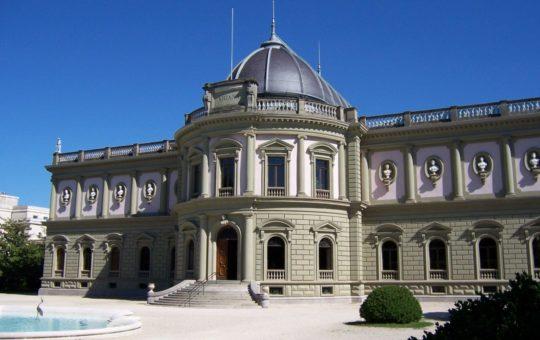 musée ariana céramique et verre genève