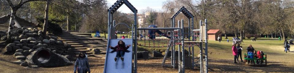 parc jeux enfants bertrand