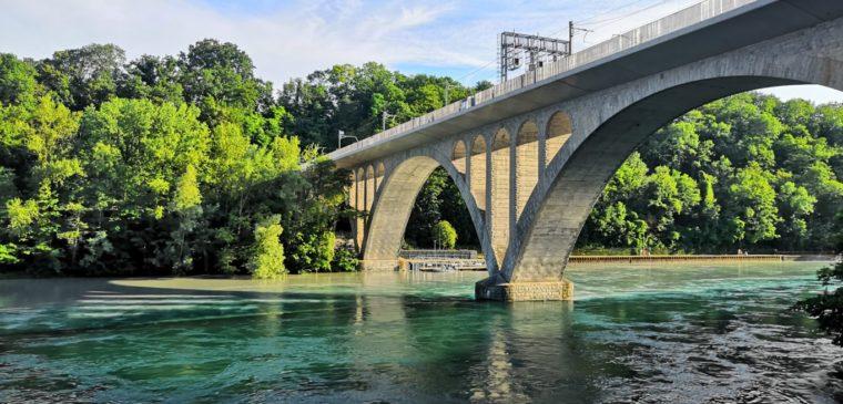 pont de la jonction genève