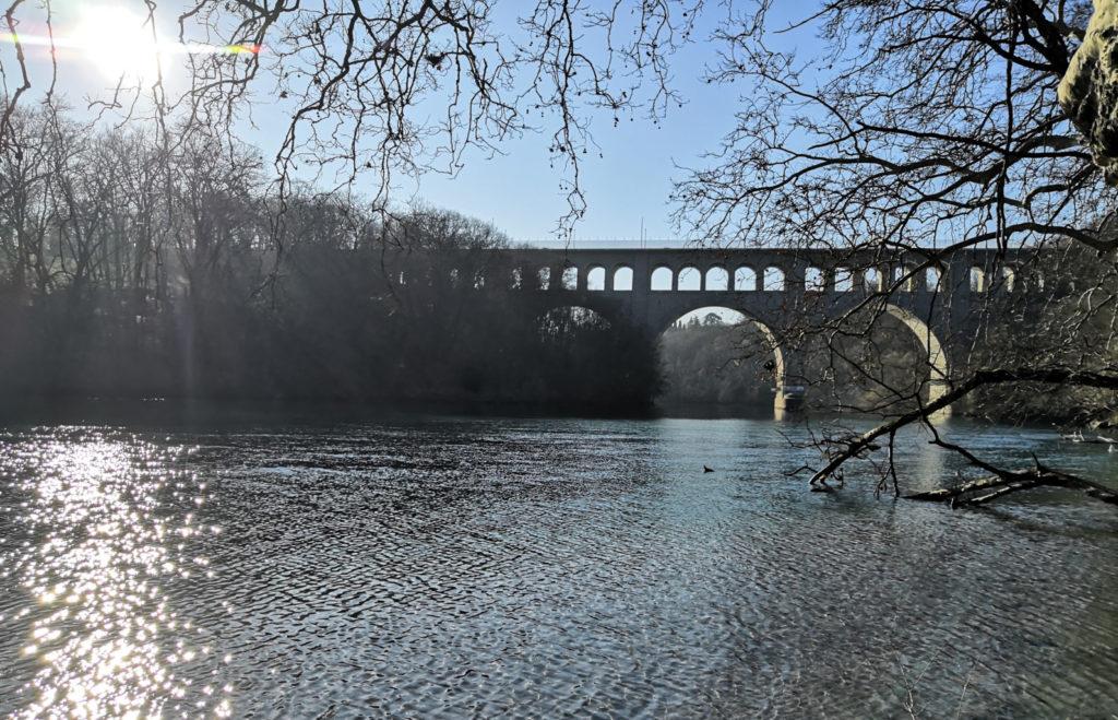 pont du butin genève