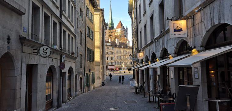 rue de la vieille-ville genève