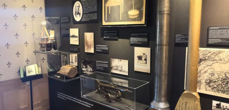 expo au musée des sciences genève