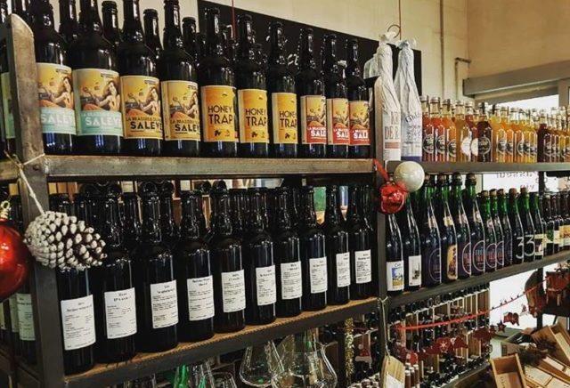 cave à vins passeur de vin