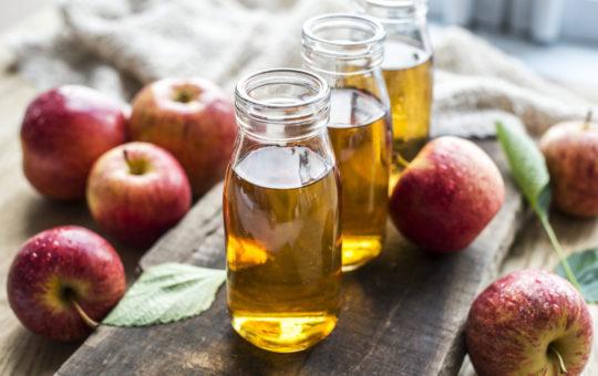 cidre et pommes