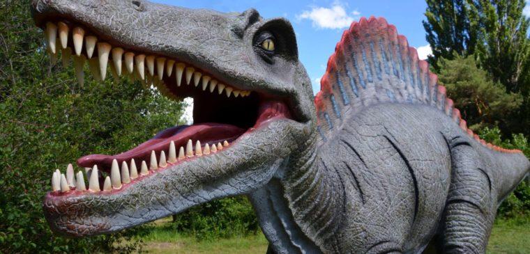Exposition de Dinosaures