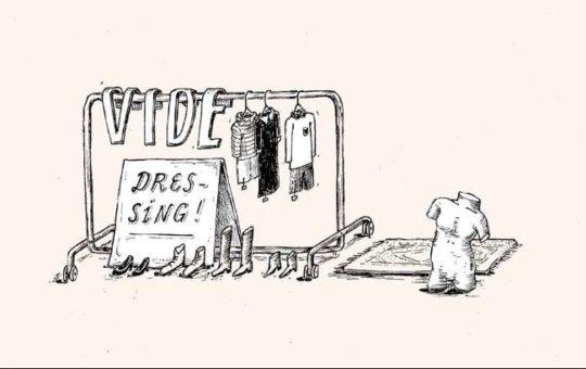 vide dressing foound