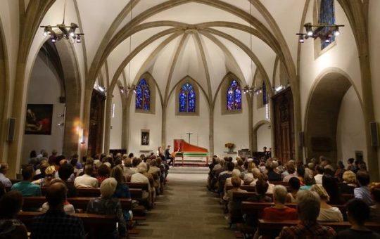 Concerts d'été à Saint Germain