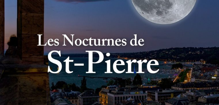 nocturnes de la cathédrale saint pierre