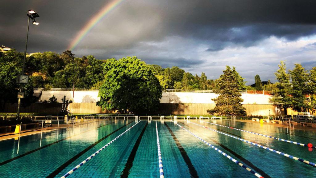 piscine carouge