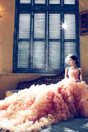robe de luxe