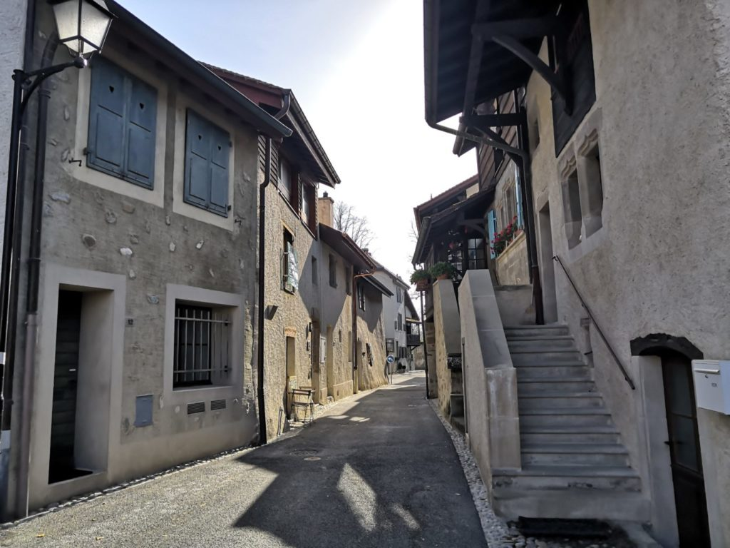 hermance village genève