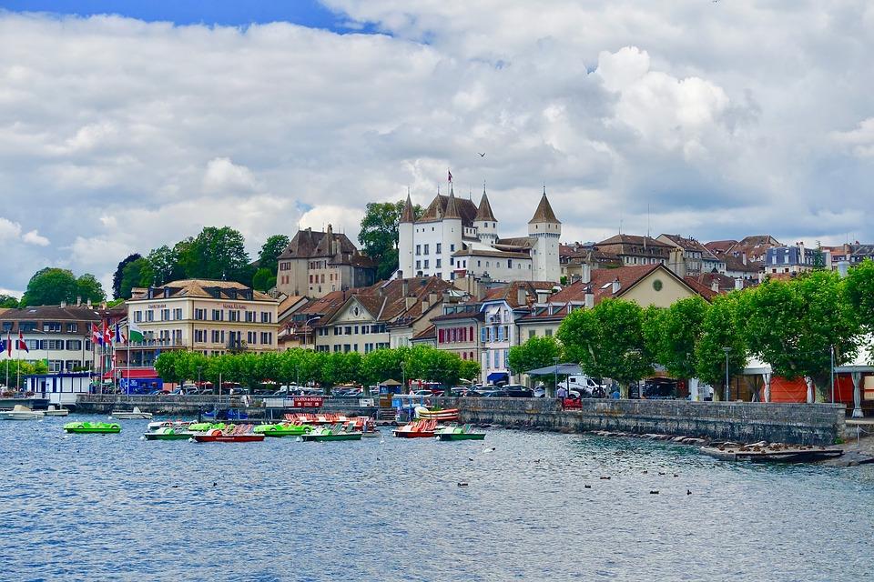 ville de nyon suisse