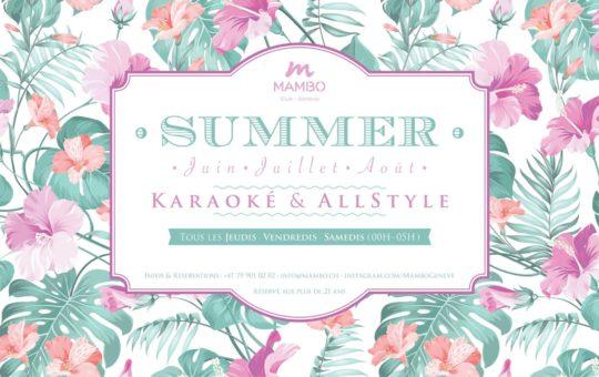 summer au mambo