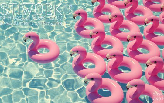 afterwork à l'estivale geneve