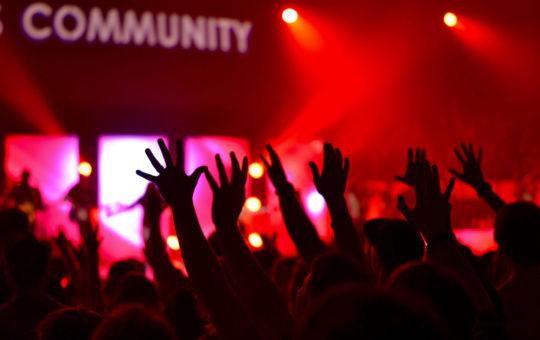événements pour les groupes