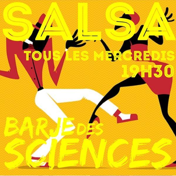 salsa à la barje des sciences