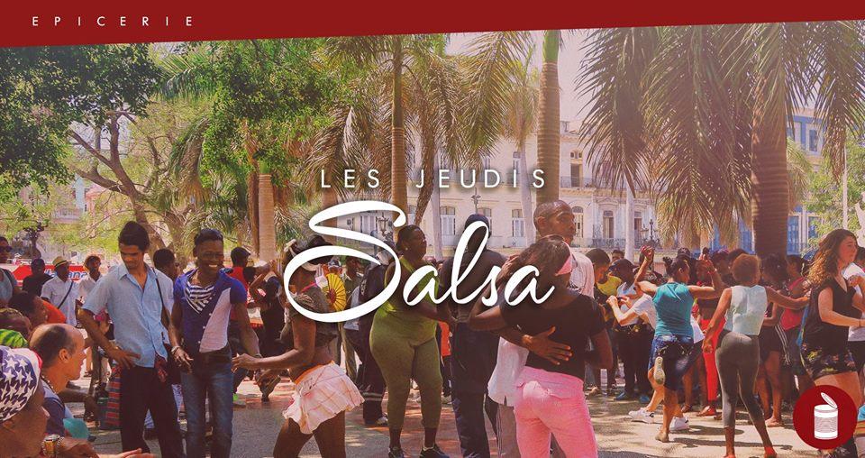 salsa village du soir