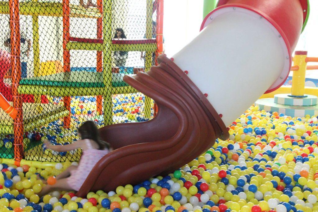 Kids fun park
