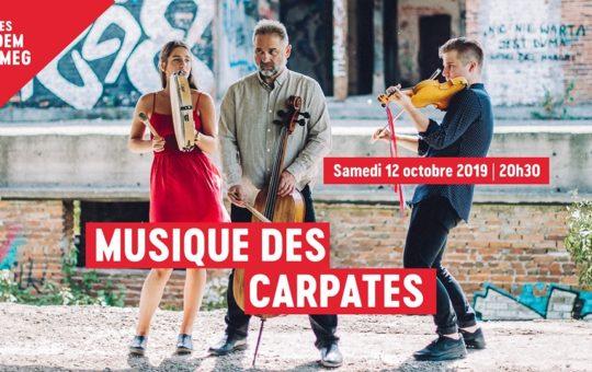 musiques des carpates