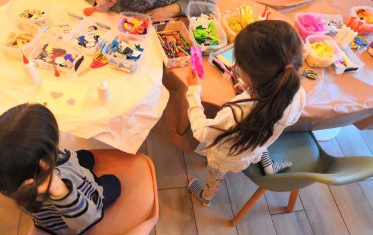 ateliers enfants recrecrea