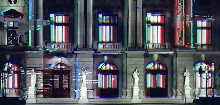 façade du grand théatre