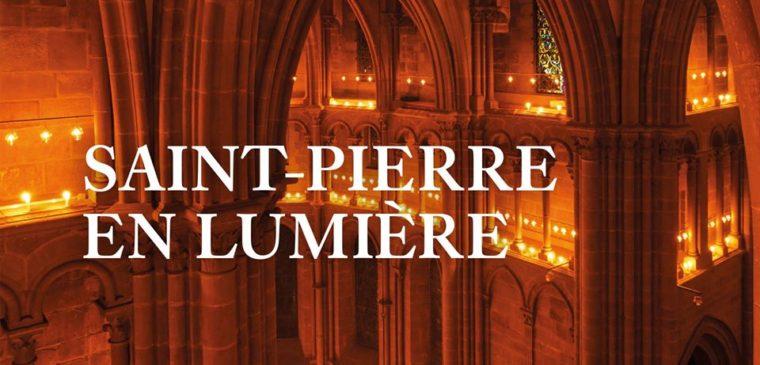 cathédrale en lumieres