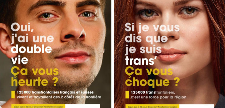 affiche frontaliers