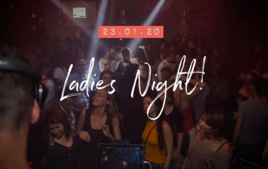 ladies night cercle des bains