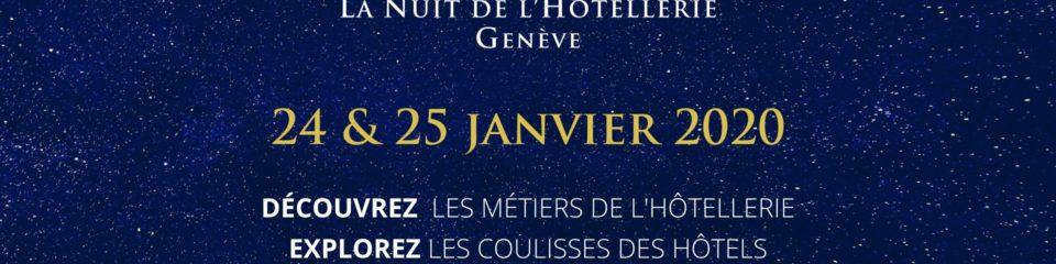 nuit de l'hôtellerie 2020