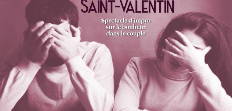 saint valentine avec impro suisse