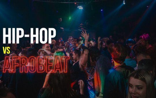 hip hop afro